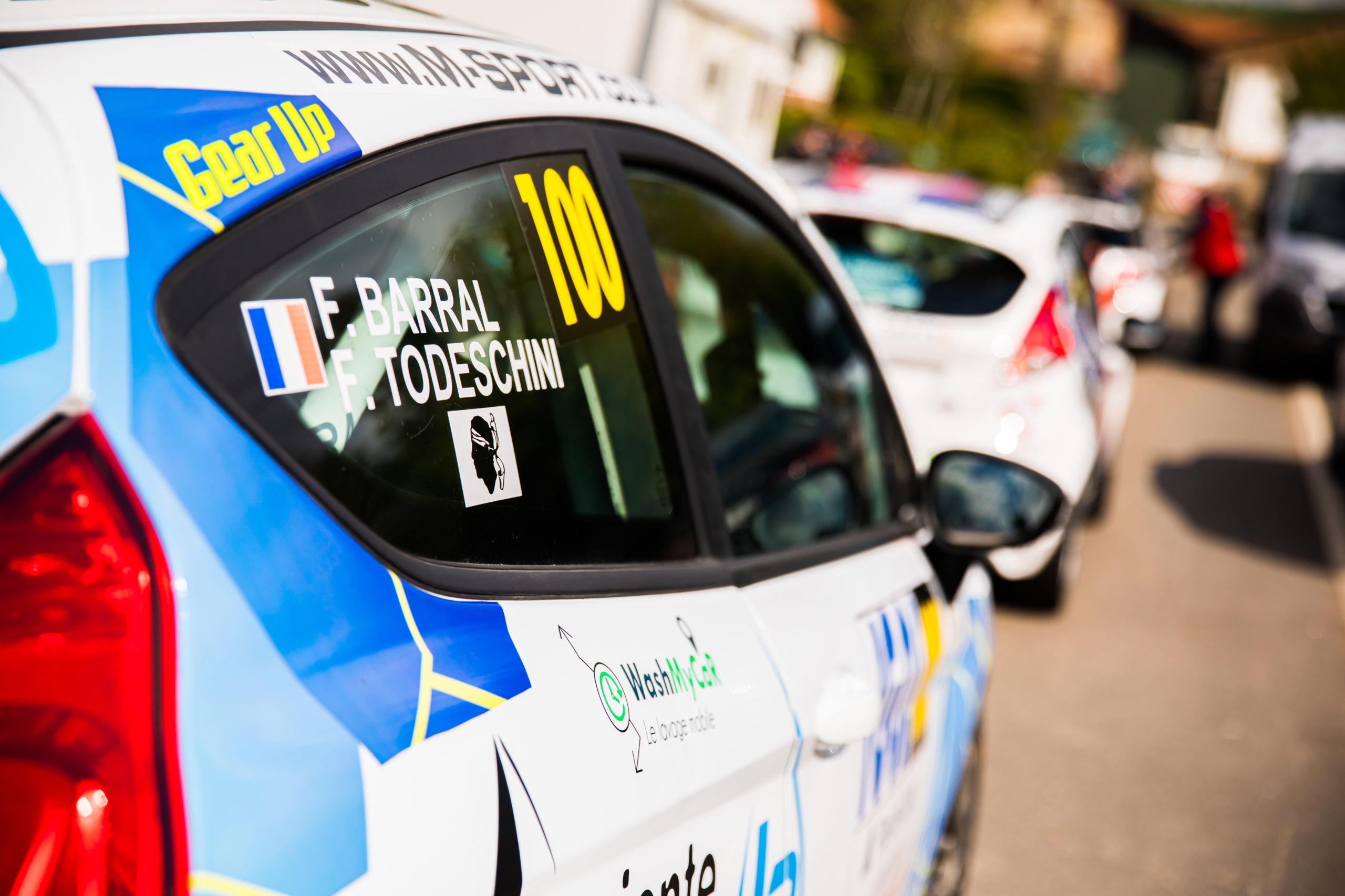 Florent Todeschini - Rallye du Touquet 2021